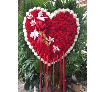 Bleeding Heart in Staten Island NY, Evergreen Florist