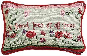 PILLOW in Bloomington IL, Beck's Family Florist