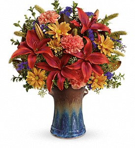 Teleflora's Country Artisan Bouquet in Cairo NY, Karen's Flower Shoppe