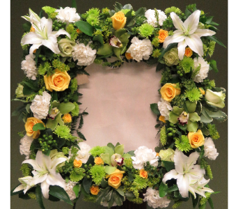 WREATH SQUARE PHOTO in Woodbridge NJ, Floral Expressions