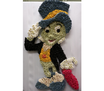 JIMINY CRICKET in Woodbridge NJ, Floral Expressions