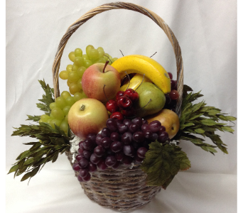Custom Fruit Basket in Midwest City OK, Penny and Irene's Flowers & Gifts