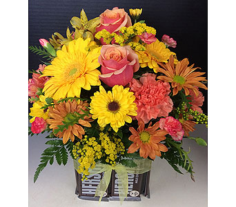 Sweet Treats in Moon Township PA, Chris Puhlman Flowers & Gifts Inc.