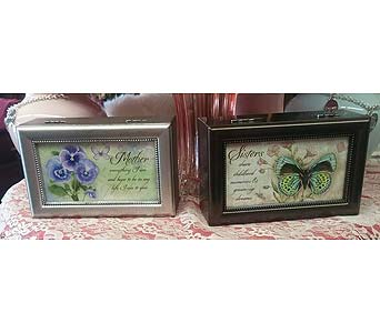 Music Boxes in Bellville OH, Bellville Flowers & Gifts
