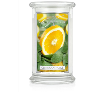Citrus and Sage Kringle Candle in Methuen MA, Martins Flowers & Gifts