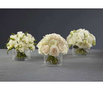 Through the Years Centerpiece by Vera WangCenterpi in New York NY, CitiFloral Inc.