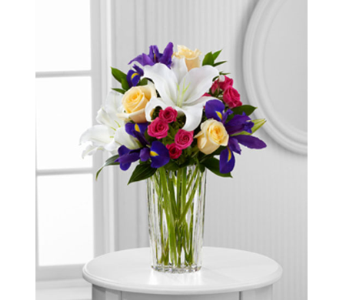 New Day Dawns Bouquet by Vera Want in New York NY, CitiFloral Inc.