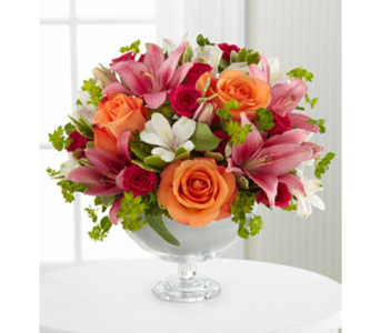 Simple Surprises Bouquet by Vera Wang in New York NY, CitiFloral Inc.