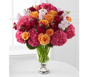 Astonishing Luxury Mixed Bouquet by Vera Wang in New York NY, CitiFloral Inc.