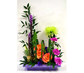 Custom Arrangement in Albuquerque NM, Silver Springs Floral & Gift