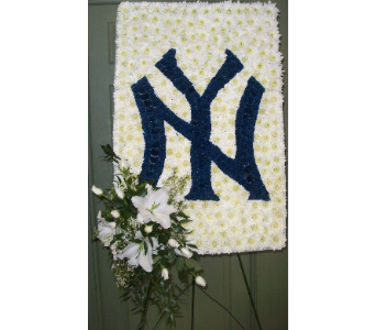 NY YANKEES EMBLEM in Woodbridge NJ, Floral Expressions