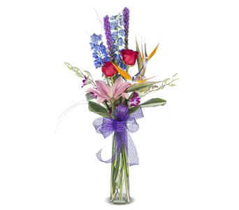 TROPICAL ROMANCE in Gainesville FL, Floral Expressions Florist