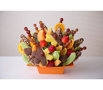 Fruit and Chocolate in Palm Bay FL, Beautiful Bouquets & Baskets