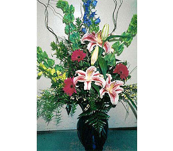 Botanical Stargazer Special in The Woodlands TX, Botanical Flowers and Gifts