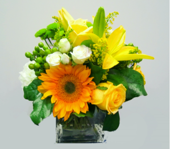 SUNNY WISHES in Arlington VA, Twin Towers Florist