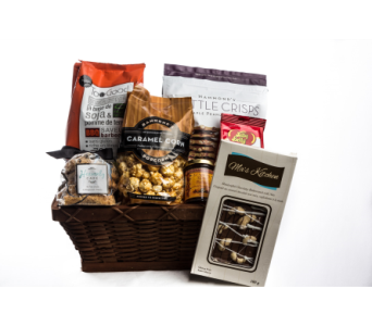 Gluten Free Gift Basket in Ottawa ON, The Fresh Flower Company