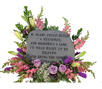Stepping Stones in Randallstown MD, Raimondi's Funeral Flowers