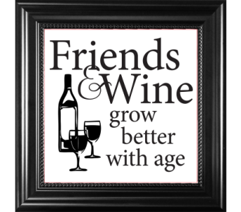 Friends & Wine in Isanti MN, Elaine's Flowers & Gifts