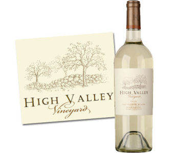 High Valley Vinyards Sauvignon Blanc in Cleves OH, Nature Nook Florist & Wine Shop