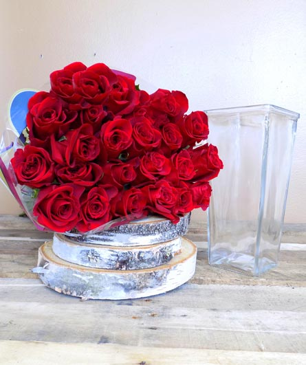 Rustic Reds in Fort Myers FL, Fort Myers Florist, Inc.