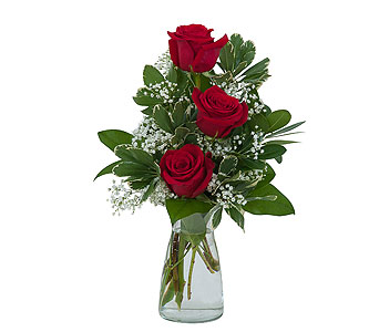 Simply Roses in Crete IL, The Finishing Touch Florist