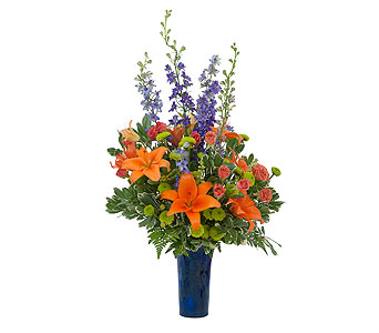Chase Away the Blues in Wellington FL, Wellington Florist