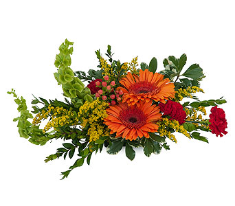 Be Thankful in Charlottesville VA, A New Leaf Florist