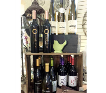 Wines at Heritage in Kennewick WA, Heritage Home Accents & Floral