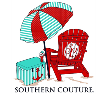 SC Comfort Beach Chair - White in Pensacola FL, Southern Gardens