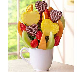 Edible Fruit Bouquet in West Allis WI, Chamberlain's Flower Shop