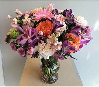 Jolie Bouquet in Victoria BC, Fine Floral Designs