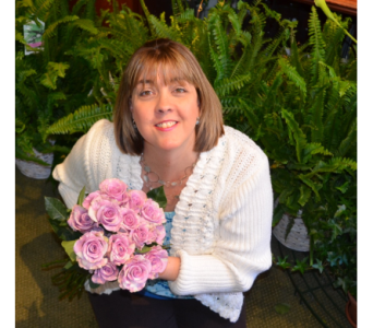 Georgianne, Owner in Princeton, Plainsboro, & Trenton NJ, Monday Morning Flower and Balloon Co.