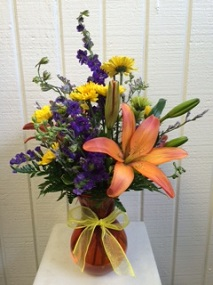A LITTLE BIT OF FALL in Morehead City NC, Sandy's Flower Shoppe