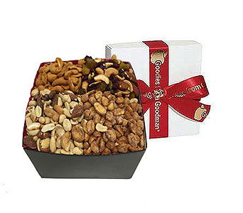 Assorted Nut Gift Box in Dallas TX, Goodies from Goodman