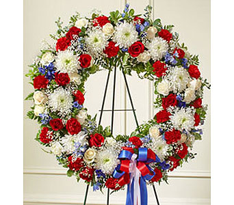 Standing True!TM Wreath