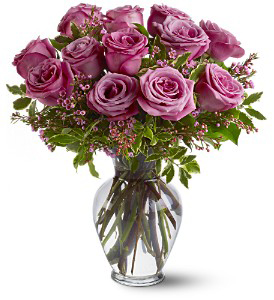 Regal Lavender Roses