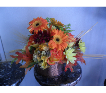 Fall Copper  in Henderson NV, Beautiful Bouquet Florist