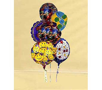 Mylar Balloon Bouquet