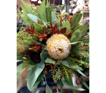 Protea Bouquet in Loudonville OH, Four Seasons Flowers & Gifts