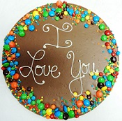 Chocolate I Love You Pizza in Perrysburg & Toledo OH - Ann Arbor MI OH, Ken's Flower Shops
