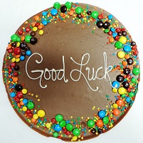 Chocolate Good Luck Pizza in Perrysburg & Toledo OH - Ann Arbor MI OH, Ken's Flower Shops