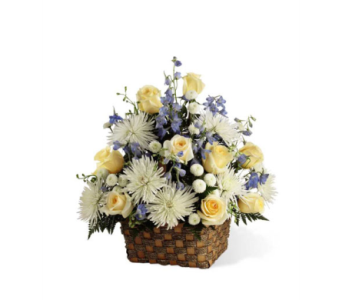 Heavenly Scented Basket in Orange CA, Main Street Florist