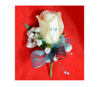 Sophisticated Boutonniere in Easton MD, Robin's Nest