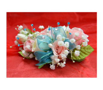 Sweet Sophistication Corsage in Easton MD, Robin's Nest