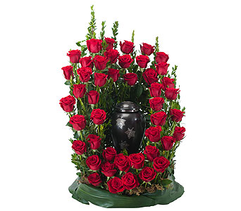 Royal Rose Surround in Metairie LA, Villere's Florist