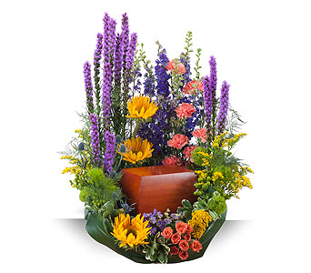 Celebration Garden Surround in send WA, Flowers To Go, Inc.