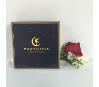 Moonstruck 9 pc and roses in Portland OR, Portland Florist Shop