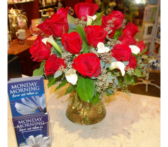 Be Still My Heart in Princeton, Plainsboro, & Trenton NJ, Monday Morning Flower and Balloon Co.