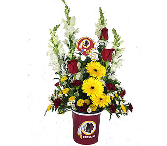 Redskins Game Day in Baltimore MD, Raimondi's Flowers & Fruit Baskets