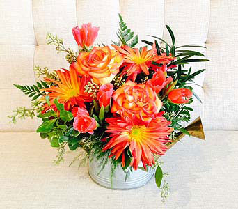 Fall in a Tin in Charleston SC, Tiger Lily Florist Inc.